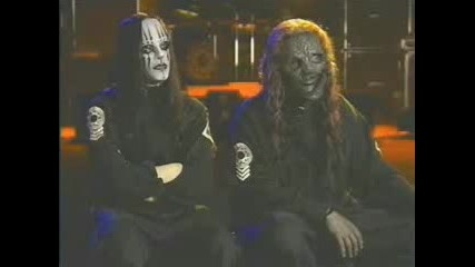 Slipknot - AOL Sesions (Interview)