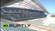 "Russia: Sochi ""a pillar of World Cup"" - FIFA's Unger"