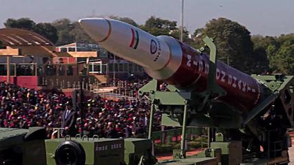 India: Military units showcased at Republic Day parade in New Delhi