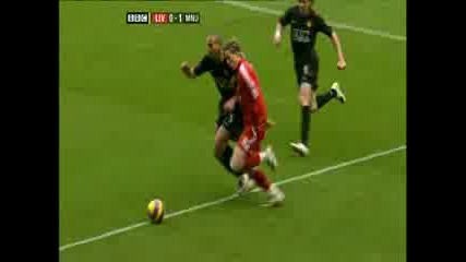 Liverpool - Man United (ferdinand Vs Torres)