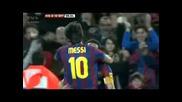 6.2.2010 Барселона - Хетафе 2 - 1