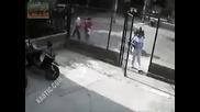 Куриозен инцидент с повредени спирачки