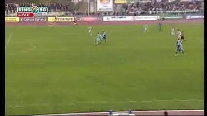 Берое - Левски 1 : 3 14.04.2010 ( Иво Иванов след мача )