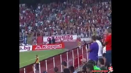 Cska Sofia - Lokomotiv Plovdiv (12.09.2011)