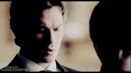 Damon & Elena - Shiver