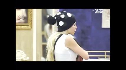 Албена Вулева - избрани моменти Vip Brother 2014 - част 2