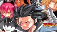{ Bg Sub } Fairy Tail Manga 425 - Sabretooth X792