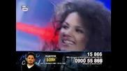 Music Idol 3 - Боjан и Невена - Cose della vita - Победителката от първия сезон на шоуто и последния