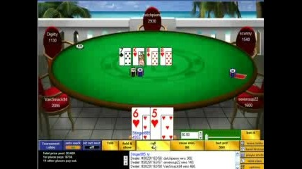 Покер - Стингър 3