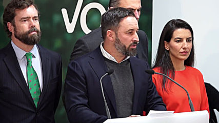 Spain: Far-right Vox party leader rules out Socialist Party coalition
