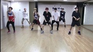 Бг. Превод! • Bts - Danger dance practice •