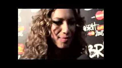 Leona Lewis - At The British Awards