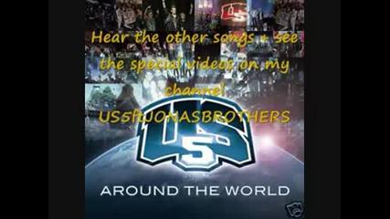 Us5 - Around The World Around The World Ne