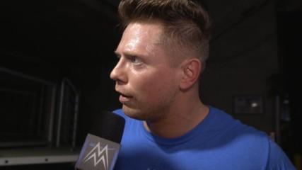 The Miz blames Team SmackDown's loss on Jeff Hardy and Rey Mysterio: WWE.com Exclusive, Nov. 18, 2018