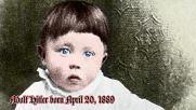 Happy Birthday - Adolf Hitler 20.04.1889 - ∞