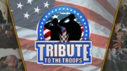 WWE Superstars react to Tribute to the Troops experience