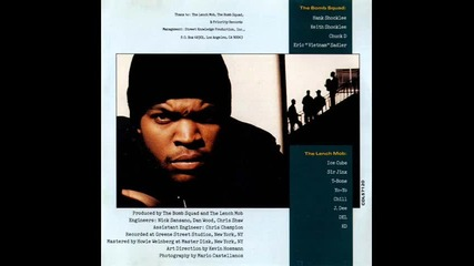 Ice Cube - Better Off Dead [amerikkkas Most Wanted] 1990