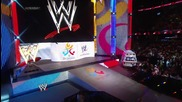 Wwe honors the athletes competing in the 2014 Special Olympics Usa Games