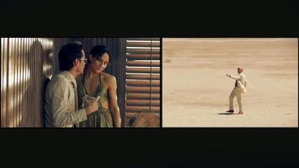 Pitbull ft. Marc Anthony - Rain Over Me ( Високо Качество ) + Превод