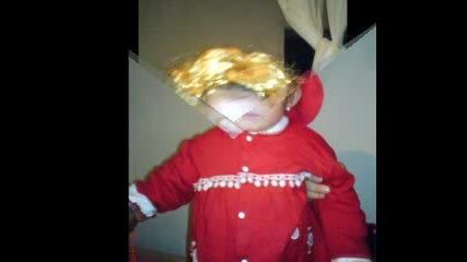 Малката Иванина От Биг Брадар