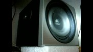 Z - 2300 Subwoofer Excrusion