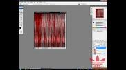 Photoshop - Kрув по стената [hq]