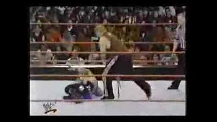 Essa Rios vs Samoa Joe