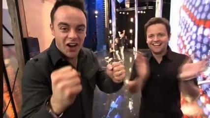 Двама мъже и половина Britains Got Talent