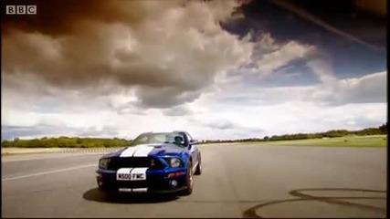 Mustang Gt500 Car Review - Top Gear