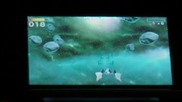 Comic Con 11: Star Fox 64 3 D - Meteos Gameplay