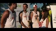 Отборът на Nestle Спечели Първото Място в Благотворителния Турнир по Плажен Волейбол