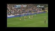 Гол и Асистенция на Мартин Петров Болтън 2 : 2 Манчестър Юнайтед 26.9.10