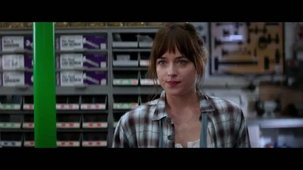Петдесет Нюанса Сиво Официален Трейлър 2 / Fifty Shades of Grey Official Trailer 2 + Субтитри
