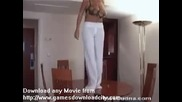 Ines - the young girl dancing for you