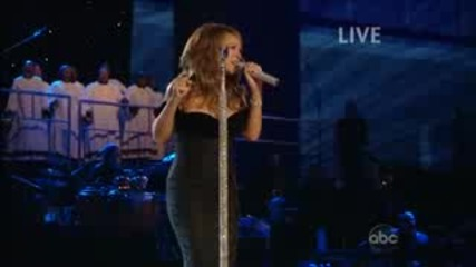 Mariah Carey - Hero @ Neighborhood Ball 09