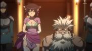 [ Bg Subs ] Shining Hearts - Shiawase no Pan 11 Върховно качество