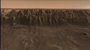 Mars Canyon Video