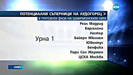 Спортни новини (24.08.2016 - централна)
