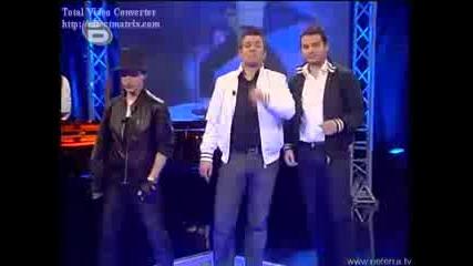 Music Idol 2 Майкъл Джексан