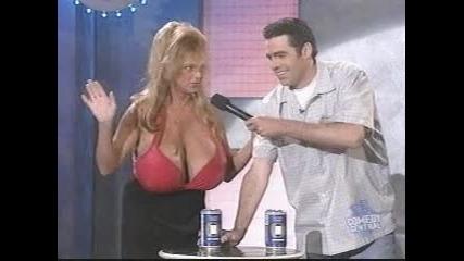 Жена Прави Рекорд по Мачкане на алуминии с Гарди