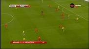 Швеция 3 - 1 Черна гора ( Квалификация за Европейско първенство 2016 ) ( 14/06/2015 )