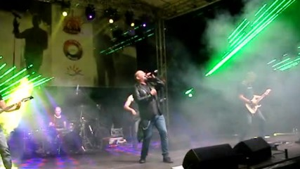 "Tim ""ripper'' Owens And B.t.r -(''the Last In Line'' Dio)tutrakan''danube of Fire Festival ''-2017."