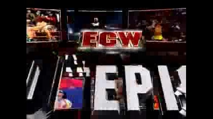 The best of 100 episodes of Ecw