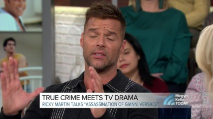 Ricky Martin- Megyn Kelly Today по Nbc-17.01.2018