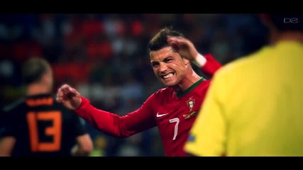Кристиано Роналдо - Проклет Ел Класико | Евро 2012 Hd