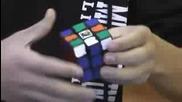 Световен Рекорд На Гинес - Кубче На Рубик 6 секунди