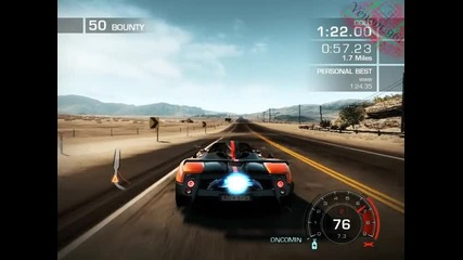 Need For Speed Hot Pursuit E3 - My gameplay (bg audio)