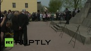 Germany: 'Brotherhood and peace' remembered on Elbe Day's 70th anniversary