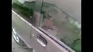 Отключване на кола за 5 секунди в Русия !!!