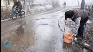 Foul Stench in Rebel-held East Ukraine as War Hits Water Treatment